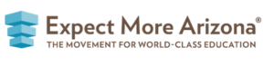 expect more arizona logo